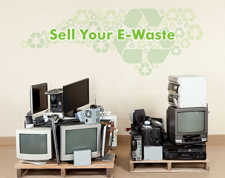 Sell E waste